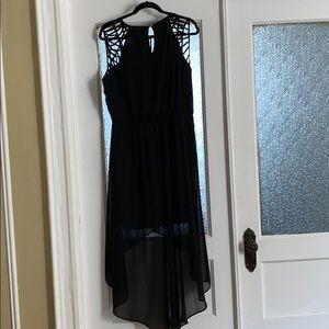 Thalia Sodi High Low Cocktail Dress
